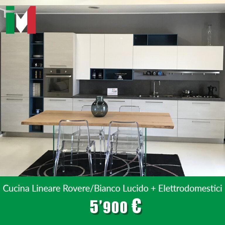 Svendita cucine Roma e mobili classici soggiorno offerta 3