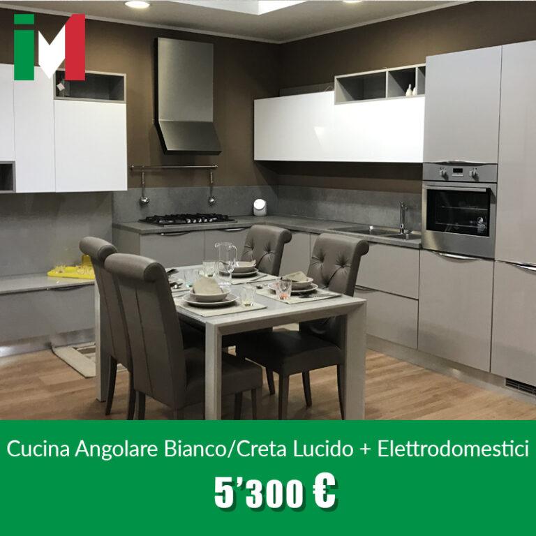 Svendita mobili Roma cucine scontate esposizione offerta 2